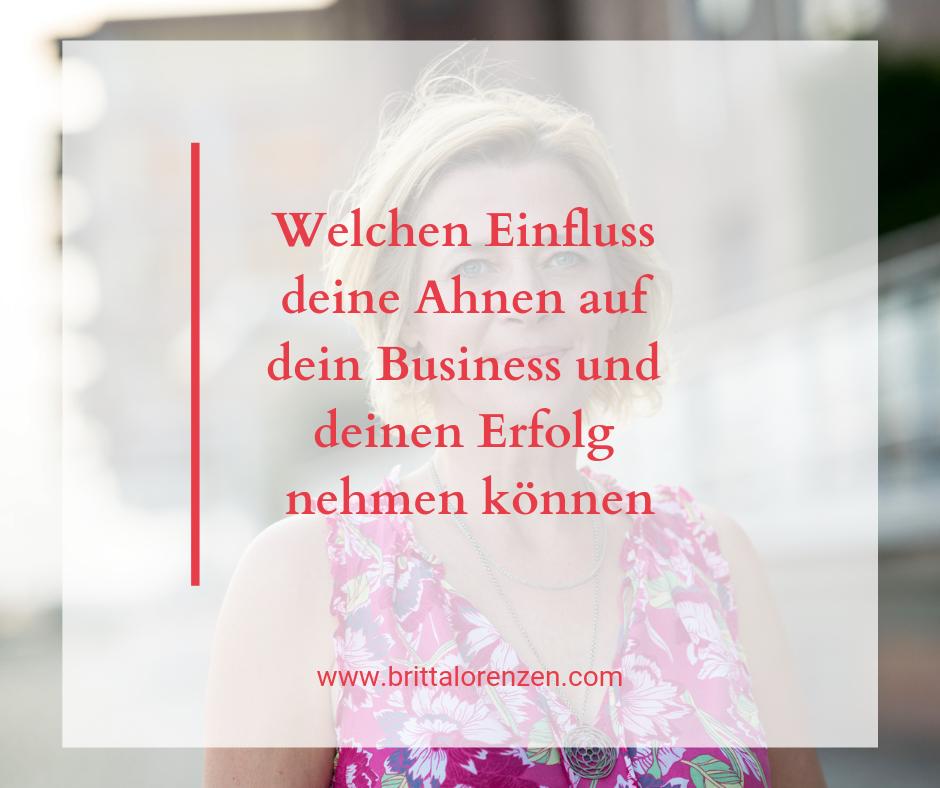 Welchen Einfluss deine Ahnen auf dein Business und deinen Erfolg nehmen können